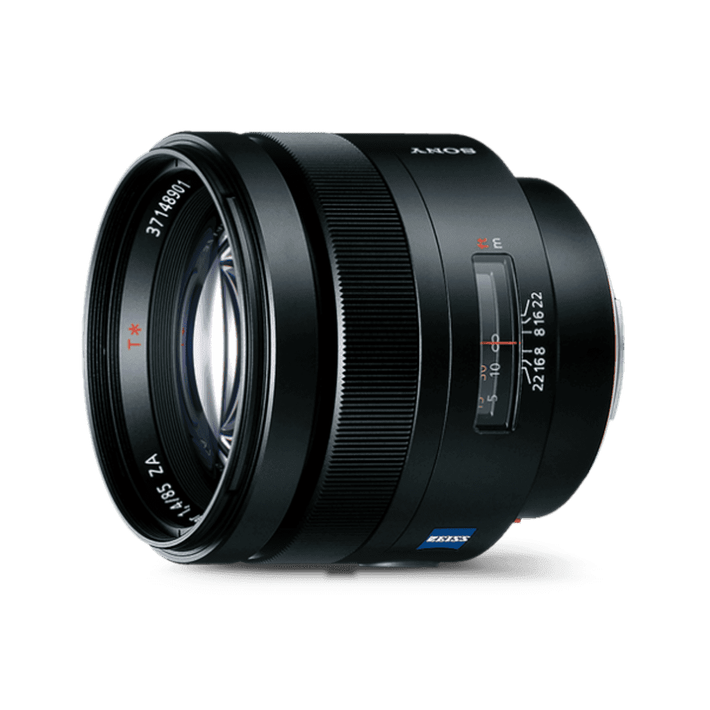 A-Mount Planar T* 85mm F1.4 ZA Lens, , product-image