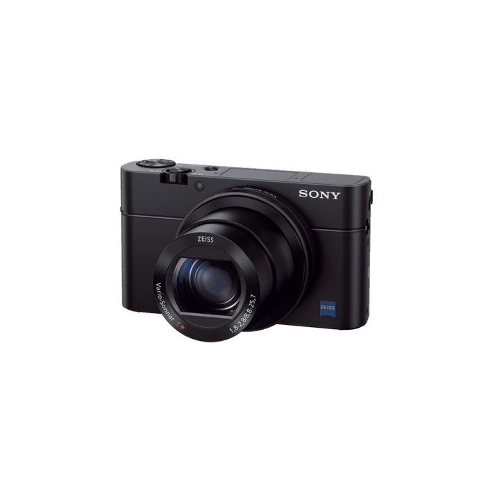 RX100 III Digital Compact Camera with 2.9x Optical Zoom, , product-image
