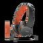 ZX660AP Headphones (Orange)