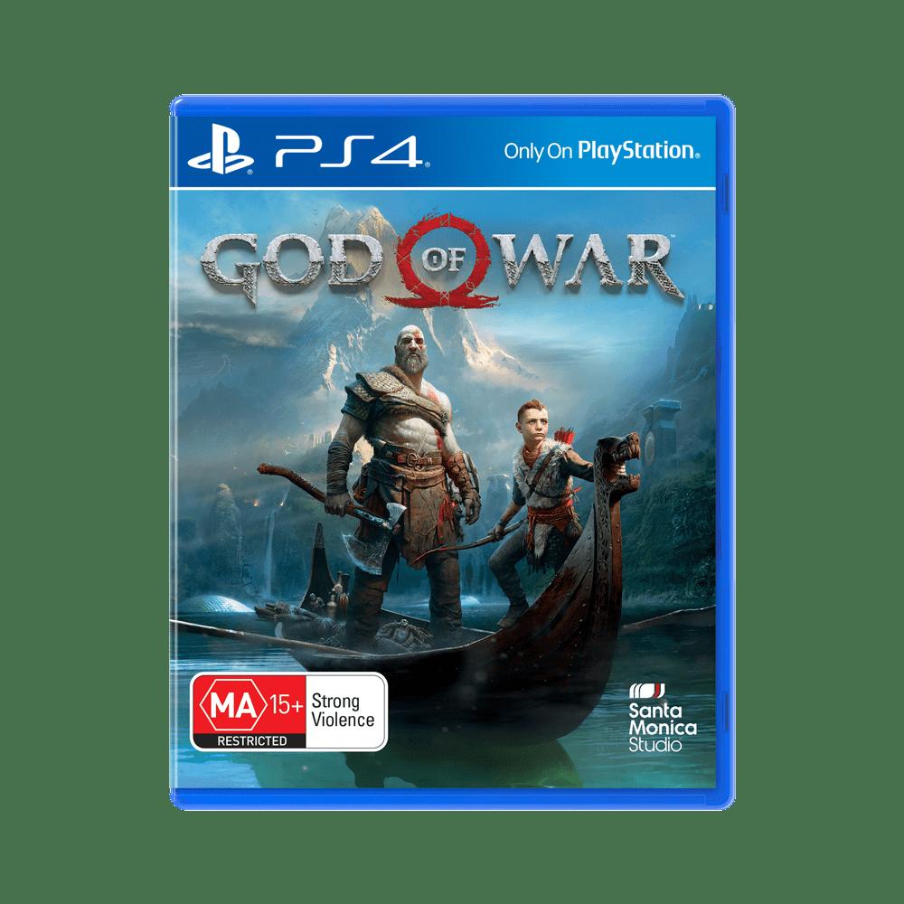 PlayStation4 God of War, , product-image