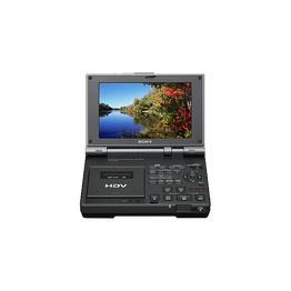 HDV VIDEO WALKMAN WITH 7INCH WIDE LCD, , hi-res