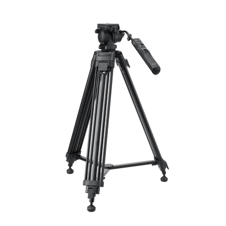 TriPod with Remote Controller, , hi-res