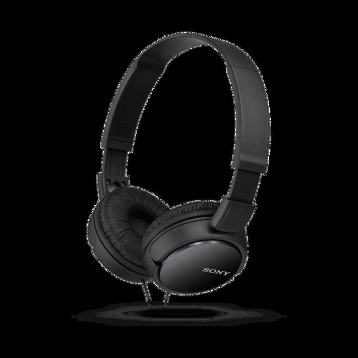ZX110 Entry Overhead Headphones (Black), , product-image