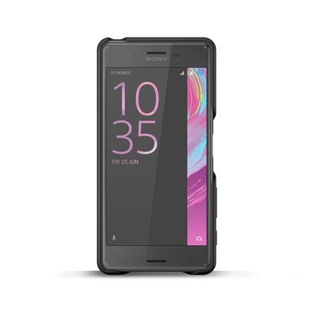Style Cover SBC30 for the Xperia X Performance (Graphite Black), , hi-res