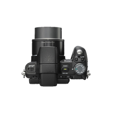 9.1 Mega Pixel H Series 15x Optical Zoom Cyber-shot (Black)