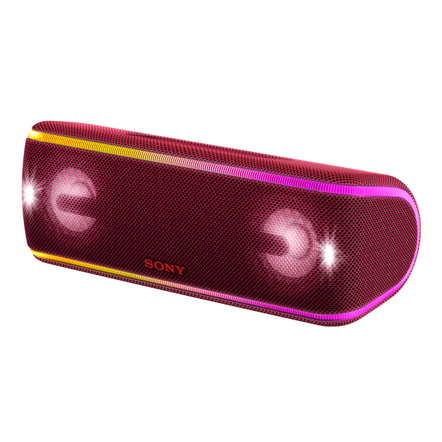 EXTRA BASS Portable Party Speaker (Red)