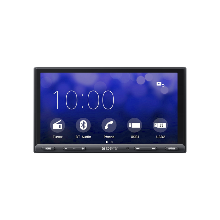 """17.6cm (6.95"""") Media Receiver with BLUETOOTH, , product-image"""