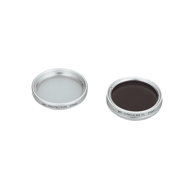 Polarizing and Mc Filter with Protective Case, , product-image