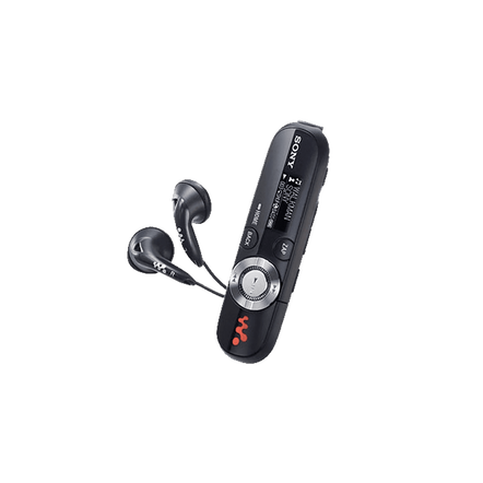 2GB B Series MP3 Walkman (Black)
