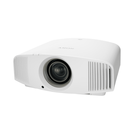 4K SXRD Home Cinema Projector with 1800 lumens brightness, 300,000:1 contrast, HDR compatibility