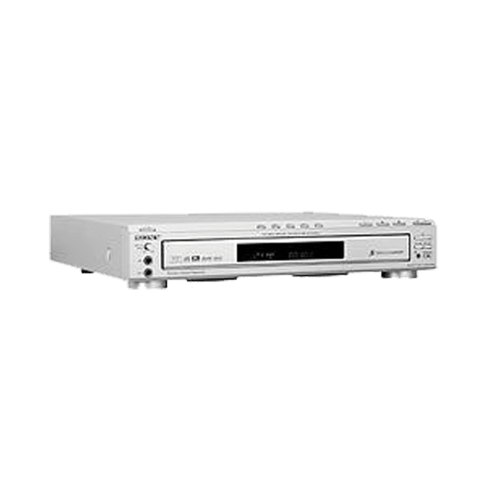 5 Disc DVD/CD/CDR/RW MP3 Player - Silver, , product-image