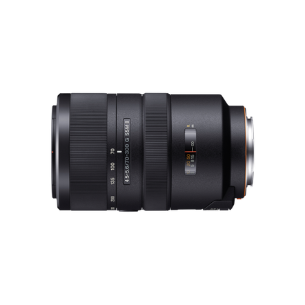 A-Mount 70-300mm F4.5-5.6 G SSM II Lens