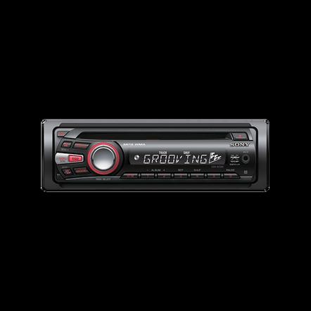 In-Car MP3/WMA CD Player GT280 Series Headunit, , hi-res