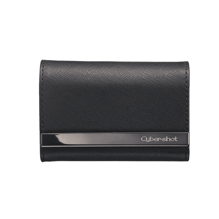 Soft Leather Carrying Case (Black)