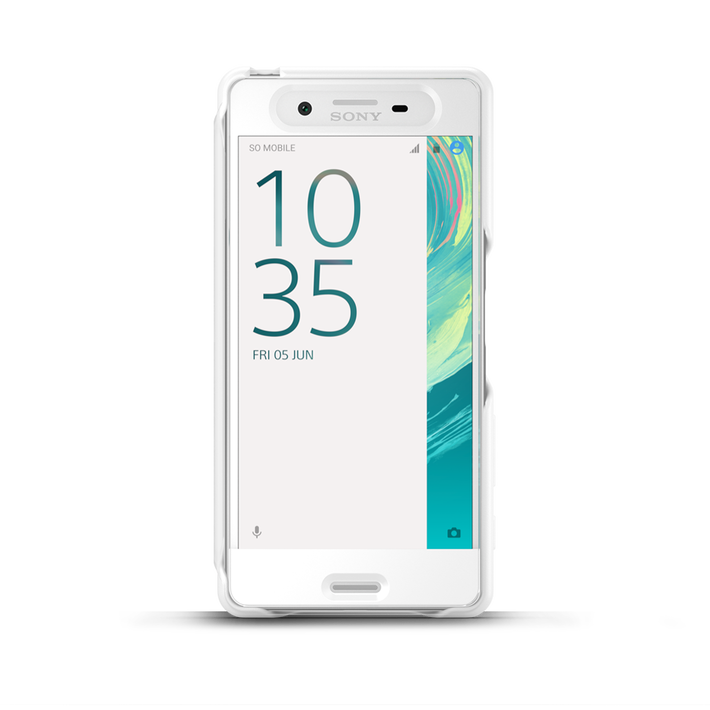 Style Cover Touch SCR50 for Xperia X (White), , product-image