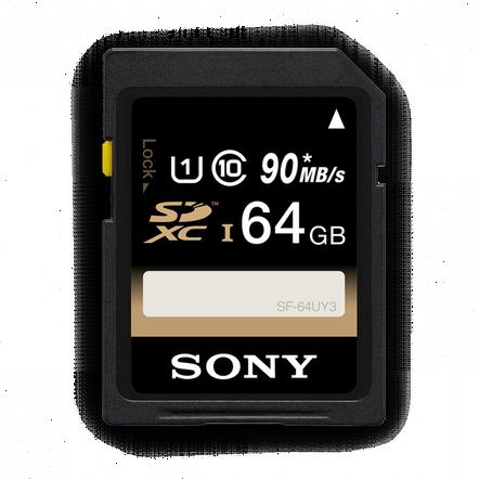 64GB SDHC Memory Card USH-1 Class 10 R70, , hi-res