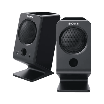 2.0 Channel Multimedia Speakers (Black), , lifestyle-image