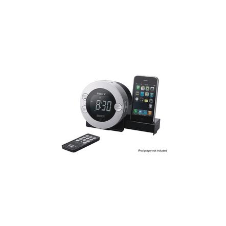 iPod Dock Clock Radio, , hi-res