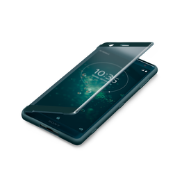 Style Cover Touch SCTH40 for Xperia XZ2 (Green), , hi-res