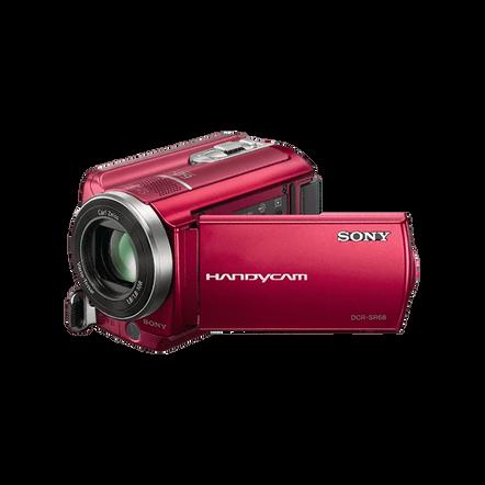 80GB SR68 Hard Disk Drive Camcorder (Red)