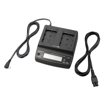 AC Adapter and Twin Battery Charger