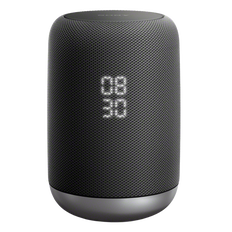 Google Assistant Built-in Wireless Speaker (Black) with LIFX Mini Colour