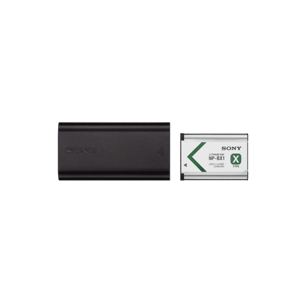 X-series Battery and Travel Charger Kit , , hi-res