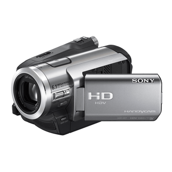 HDR-HC7 6.1MP MiniDV High Definition Camcorder with 10x Optical Zoom, , hi-res