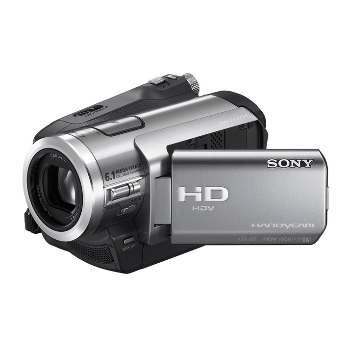 HDR-HC7 6.1MP MiniDV High Definition Camcorder with 10x Optical Zoom, , product-image