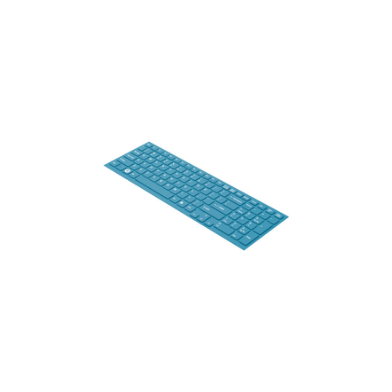 Keyboard Skin (Blue)