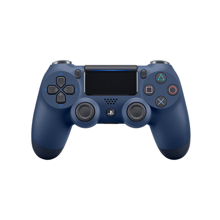 PlayStation4 DualShock Wireless Controllers (Midnight Blue), , hi-res