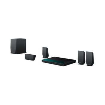 Blu-ray Home Cinema System with Bluetooth, , hi-res