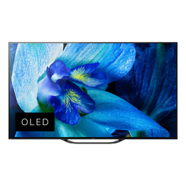 "65"" A8G OLED 4K Ultra HD Android TV with Acoustic Surface Audio , , lifestyle-image"