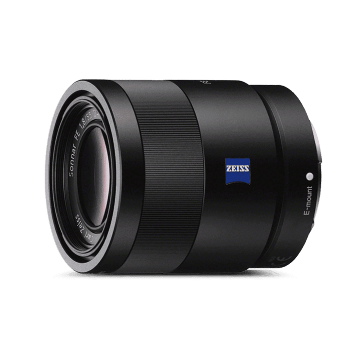Sonnar T* Full Frame E-Mount FE 55mm F1.8 Zeiss Lens, , product-image