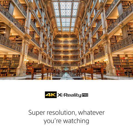 "43"" X80J | 4K Ultra HD | High Dynamic Range (HDR) | Smart TV (Google TV), , hi-res"