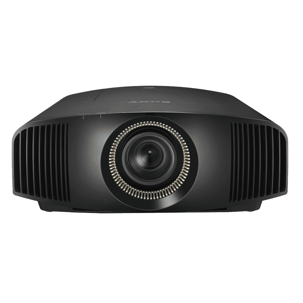 4K HDR SXRD Home Cinema Projector with 1800 lumens brightness (Black), , hi-res