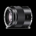 E-Mount 50mm F1.8 OSS Lens, , hi-res