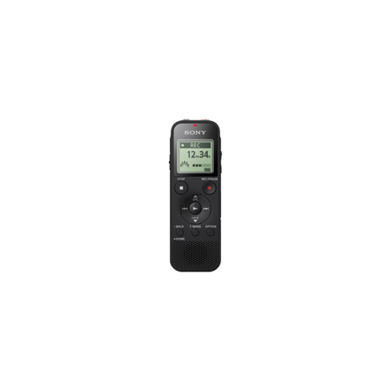 4GB Digital Voice Recorder with Built-in USB, , hi-res