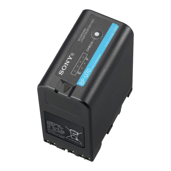 BP-U70 Rechargeable Battery Pack, , product-image