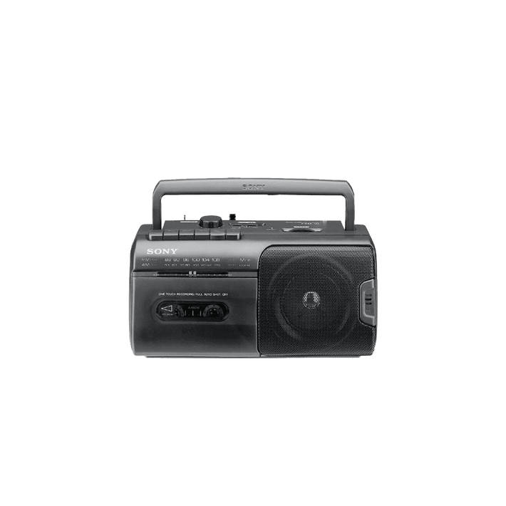 Radio Cassette Player (Black), , product-image