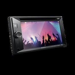 """15.75cm (6.2"""") LCD DVD Receiver"""