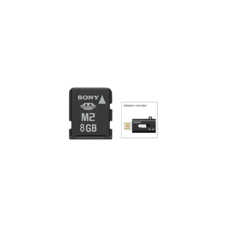 8GB Memory Stick Micro? M2, , hi-res