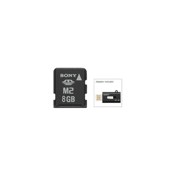 8GB Memory Stick Micro? M2, , product-image