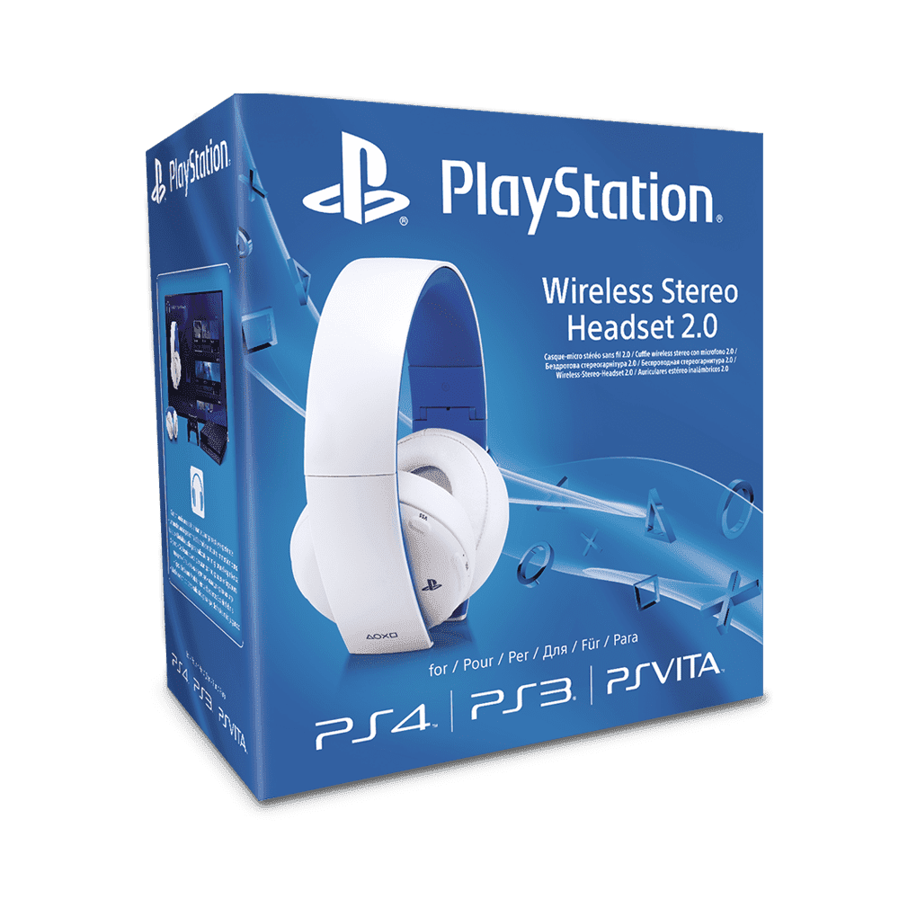 PS4HEADSET2W