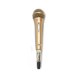 Vocal Microphone (Gold), , hi-res