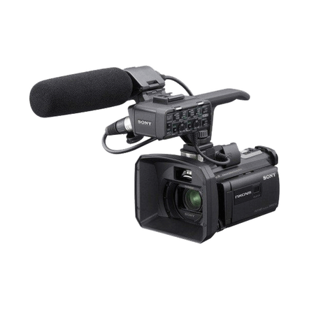 NX30P Ultra Compact Professional NXCam Camcorder, , hi-res
