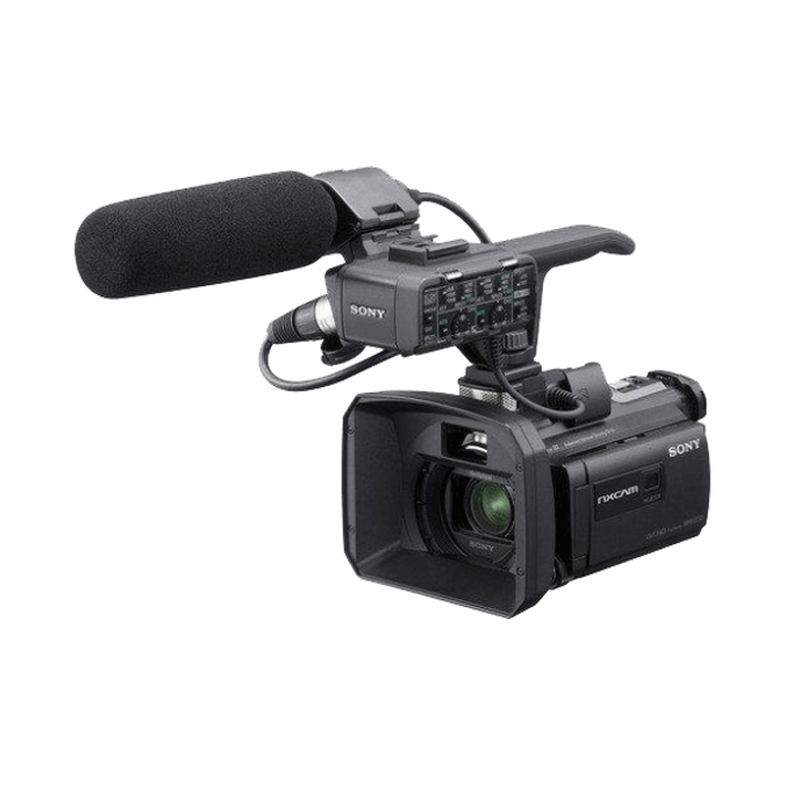 NX30P Ultra Compact Professional NXCam Camcorder, , product-image