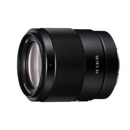 Full Frame E-Mount FE 35mm F1.8 Wide-angle Prime Lens, , hi-res