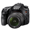 A65 Digital SLT 24.3 Mega Pixel Camera with SAL18552 and SAL55200 Lens