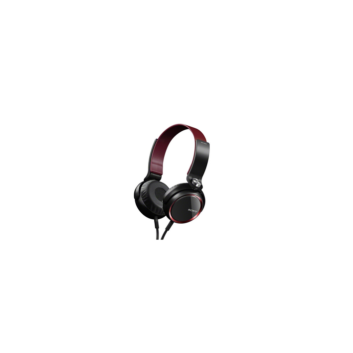 XB400 Extra Bass (XB) Headphones (Red), , product-image